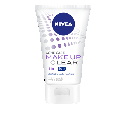 NIVEA Make up Clear Acne Care Foam ニベア ケア 洗顔フォーム 100g