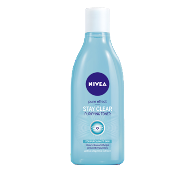 NIVEA PURE EFFECT STAY CLEAR PURIFYING TONER ニベア ピュアローション 200ml