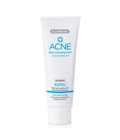 ACNE Deep Cleansing Foam for Normal Skin ニキビ用ノーマルクレンジング