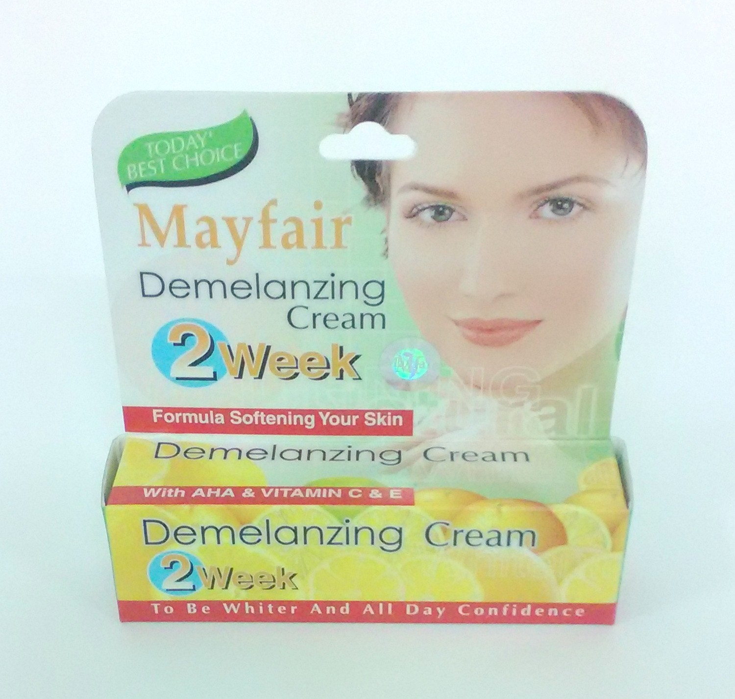 Mayfair Demelanzing Cream 2Week シミ