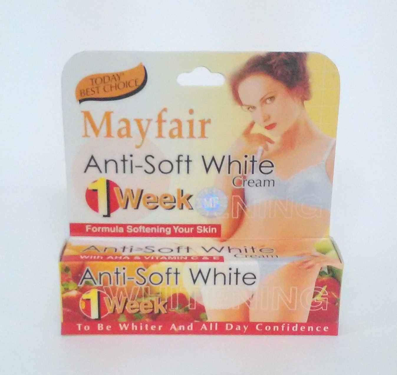 Mayfair Anti-Soft White Cream 1Week ホワイトニング 2個セット
