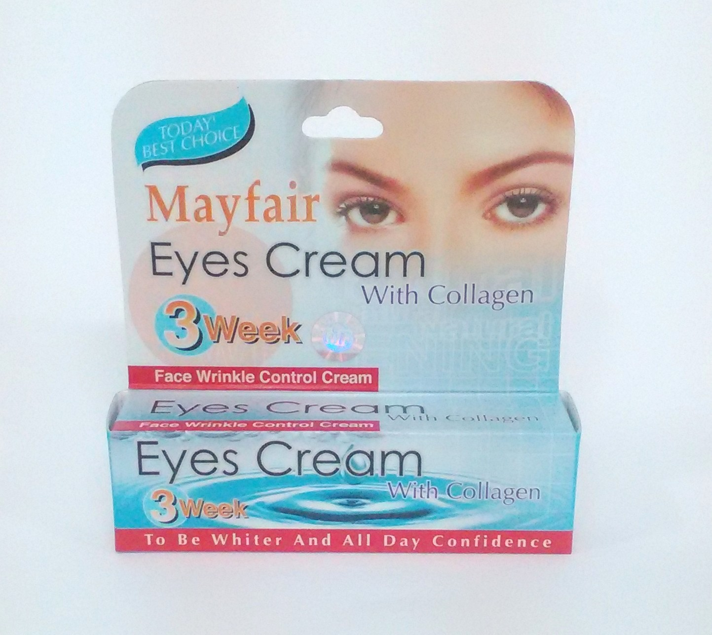 Mayfair Eyes With Collagen Cream 3Week