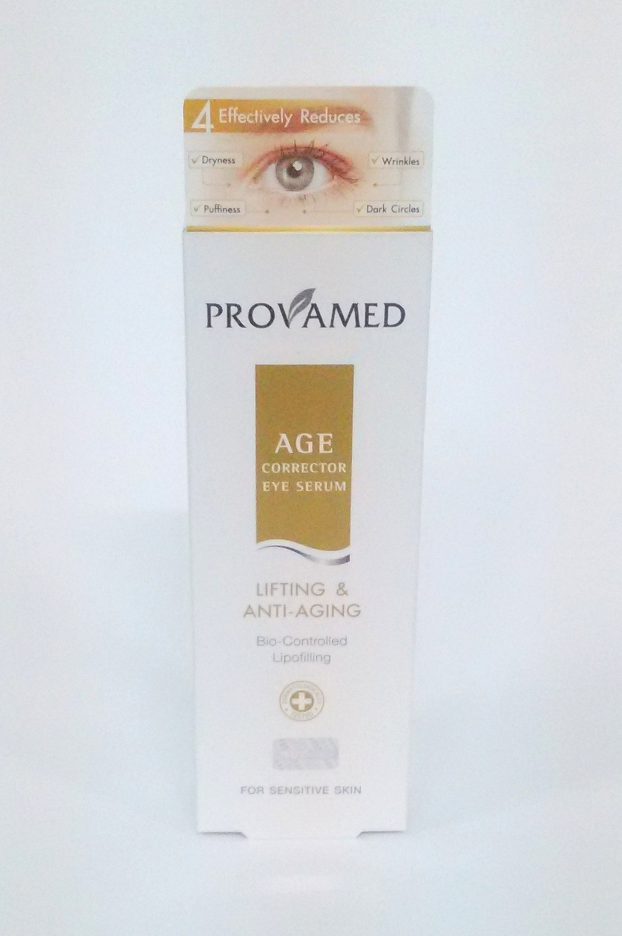 PROVAMED AGE CORRECTOR EYE SERUM