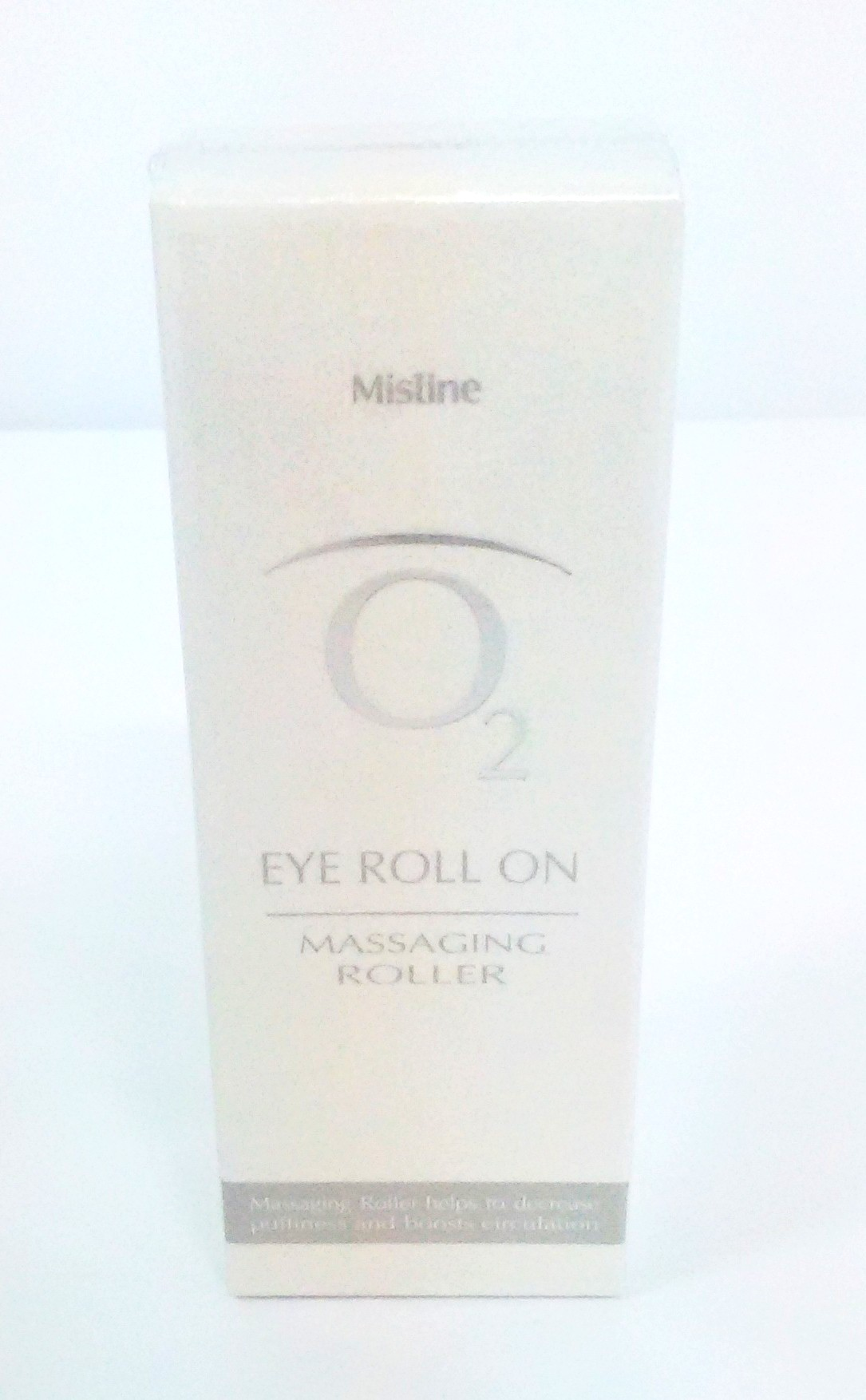 Mistine EYE ROLL ON O2 MASSAGING ROLLER 目の周りの黒ずみ、しわ
